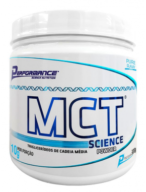 MCT (300 g) PERFORMANCE NUTRITION
