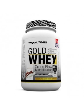 GOLD WHEY 900G NUTRATA