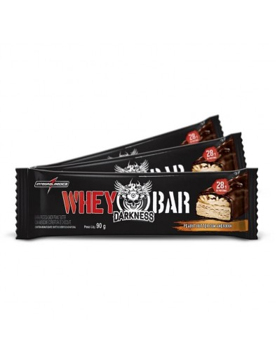 DARK WHEY BAR 90G INTEGRALMEDICA