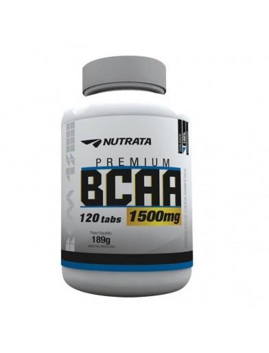 BCAA  1500mg (120 TAB) NUTRATA