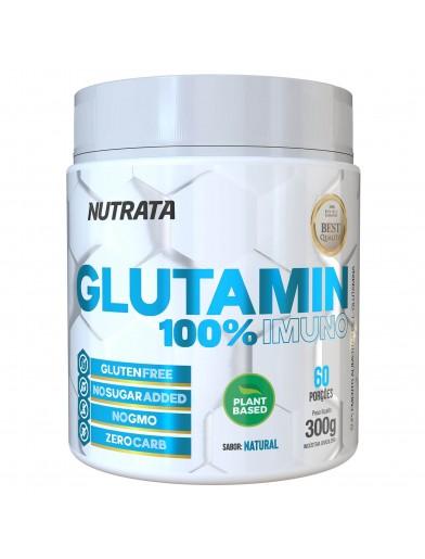 L-GLUTAMINA 300G NUTRATA