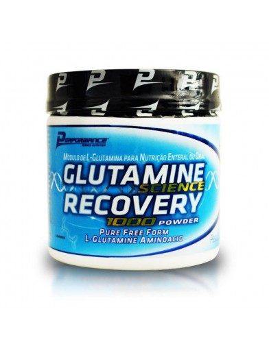 L-GLUTAMINA 300G PERFORMANCE NUTRITION