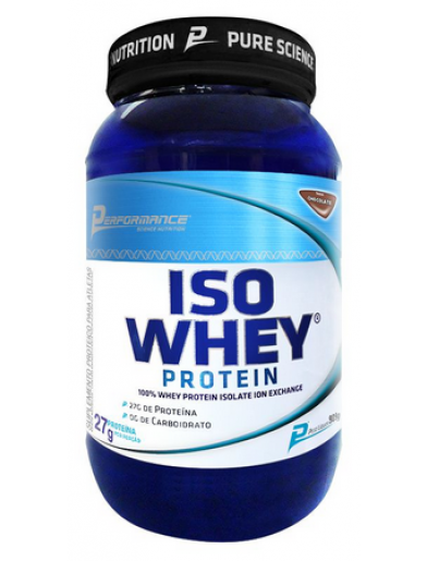 ISO TRIPLE ZERO PERFORMANCE NUTRITION