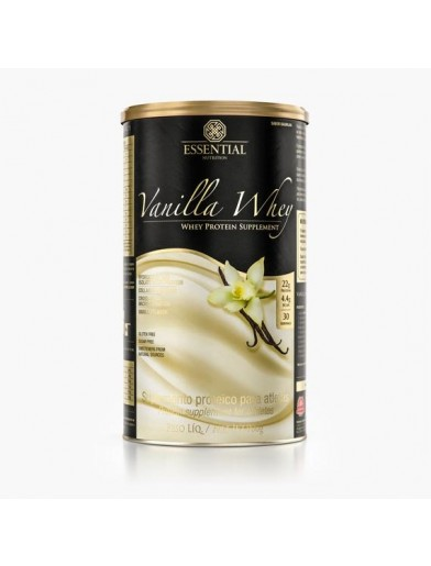 VANILLA WHEY ESSENTIAL NUTRITION