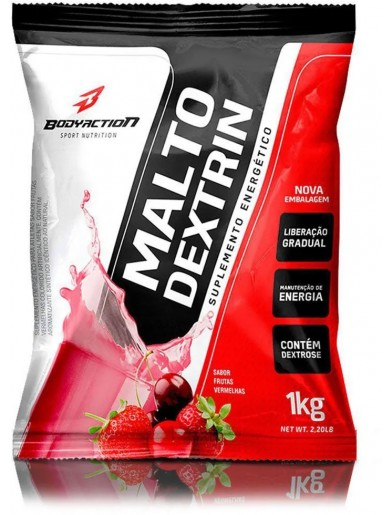 MALTODEXTRIN 1KG BODY ACTION