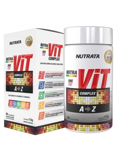 NUTRA VIT (60 CAPS) NUTRATA