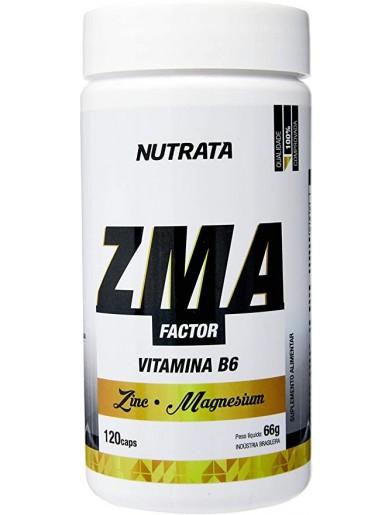 ZMA 120 CAPS NUTRATA